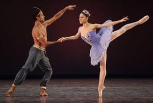 ABT in Cuba: Jose Manuel and Carreno Paloma Herrera of American Ballet Theatre in Havana