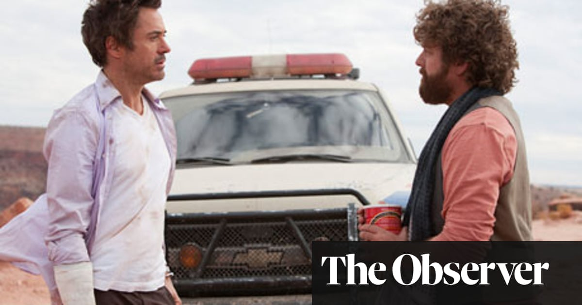 Due Date Review Comedy Films The Guardian