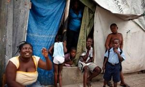 Haiti earthquake tropical storm Tomas