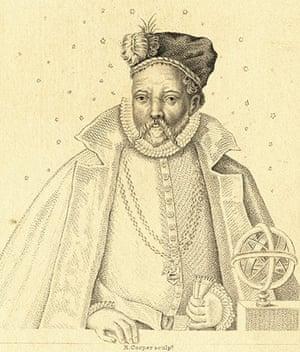 Hard scientists: Portrait of Tycho Brahe