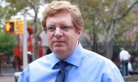 Guy Hands arrives at Manhattan Federal Court