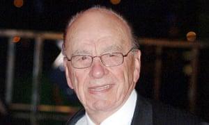Rupert Murdoch, News Corp chief
