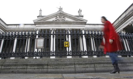 Bank of Ireland headquarters, Dublin