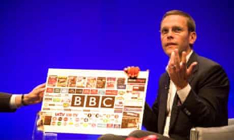 James Murdoch MacTaggart 2009