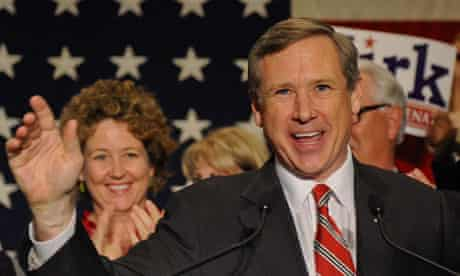 Republican Mark Kirk wins the Illinois Senate seat formerly held by President Obama