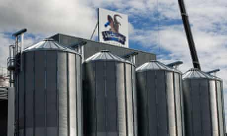 Bluetongue brewery in Australia, SABMiller