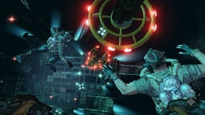 Call of Duty: Black Ops: There are several underwater sequences in Black Ops