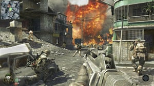 Call of Duty: Black Ops: Named 'Cracked' this multiplayer map is a classic urban environment