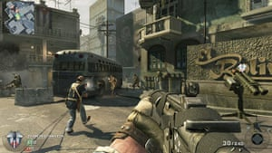 Call of Duty: Black Ops: The Havanna map is another dense urban location