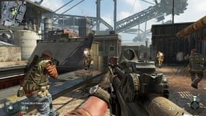 Call of Duty: Black Ops: 'Radiation' is a classic CoD military-industrial level