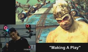 Andy Serkis as Monkey in Enslaved