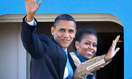 Barack Obama India tour