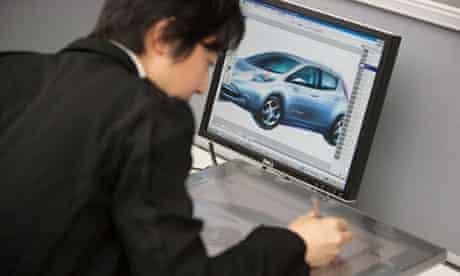 Car designer at Nissan