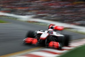 Formula One: Australia