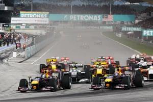 Formula One: Malaysia