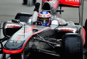 Formula One: China