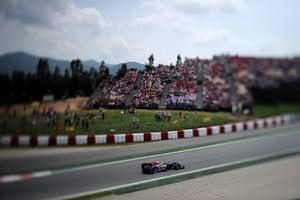 Formula One: Spain
