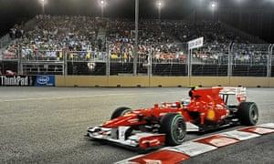 Formula One: Singapore