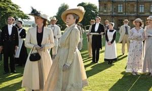 ITV drama Downton Abbey