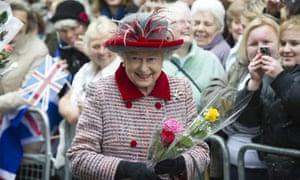 The Queen in Maldon
