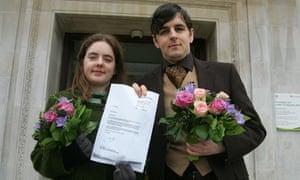 same sex marriage vs civil partnership uk in Cambridge