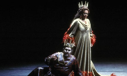 Photo of Timothy NOBLE and Shirley VERRETT and MACBETH