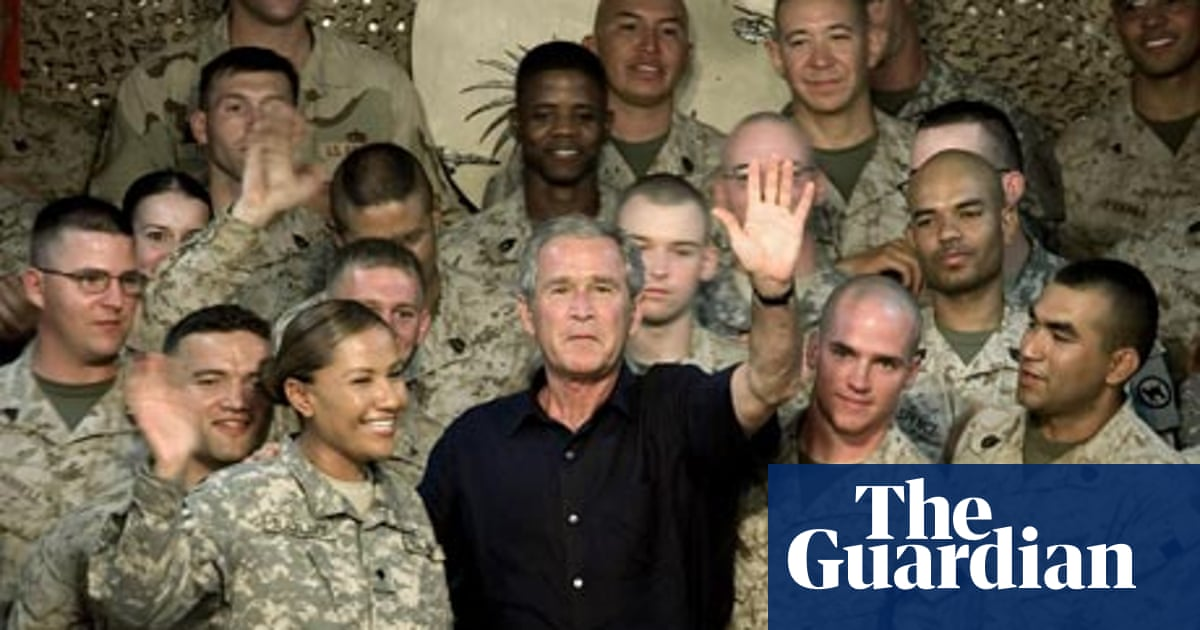 Why Were In Iraq And Why Bush And >> Bush Memoir We Got Things Wrong In Iraq But The Cause Is