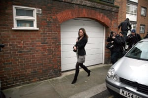 Kate Middleton & William: Kate Middleton Leaves Her Home In Chelsea