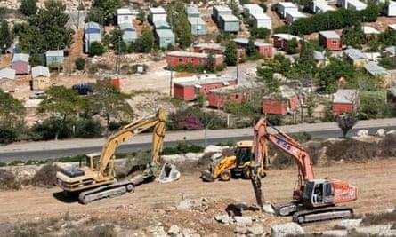 Ariel settlements