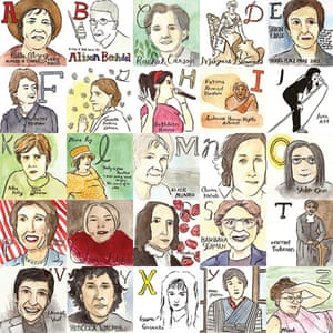 Alphabets book: I from the ABC of Feminism