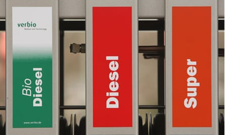 Germany Drops Biofuel Plans