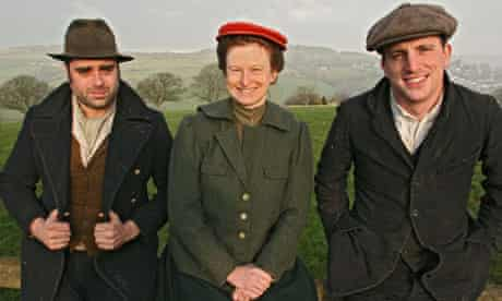 EDWARDIAN FARM watch this tv highlights