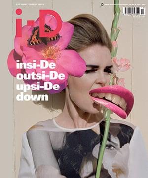 i-D: The Insi-De Outsi-De Issue Fall 2009
