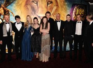 Dawn Treader premiere: Chronicles Of Narnia' Royal Film Premiere, London, England - 30 Nov 2010