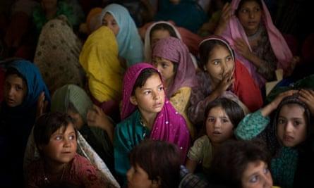 Pakistan schools crisis