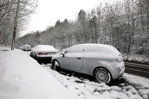 Snow today: Winter weather Dec 1st