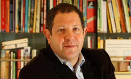 John Kampfner, CEO of the Index on Censorship