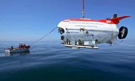 China Japan submarine