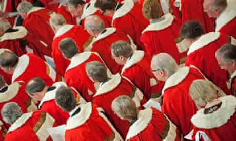 House of Lords, state opening of parliament