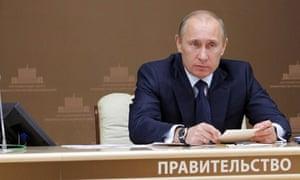 Vladimir Putin and WikiLeaks