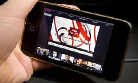 iPhone BBC iPlayer