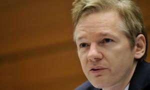 Julian Assange WikiLeaks China Russia