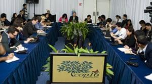Cacun COP16 update: Xie Zhenhua