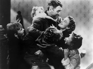 christmas films: It's A Wonderful Life film still