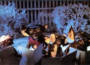 christmas films: Gremlins film still