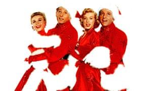 christmas films: 'White Christmas' Film still