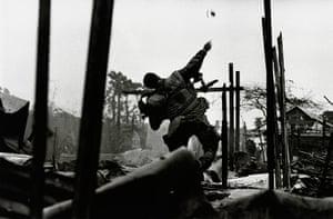 Photography Books: Fighting in the Imperial Citadel by Don McCullin