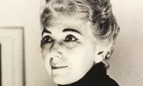 Doris Seidler in 1966.