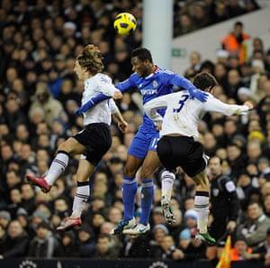 sport: Spurs v Chelsea