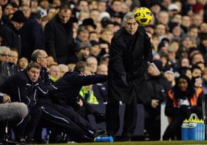 sport2: Spurs v Chelsea